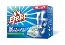 Tabletki do zmywarki Big Efekt